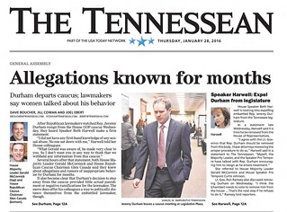 The_Tennessean_Thu__Jan_28__2016_ (1) | by CahalanJones