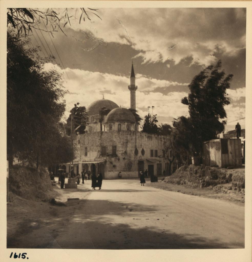 31. Мечеть Джеззар Паша в Акко. 10 декабря