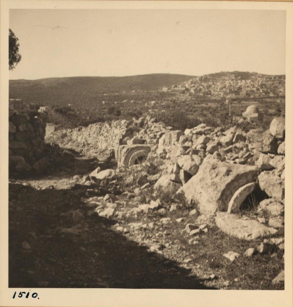 26. Акведук Понтия Пилата, старая дорога в Вифлеем. 6 декабря