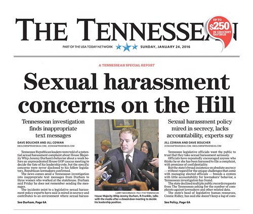 The_Tennessean_Sun__Jan_24__2016_ | by CahalanJones