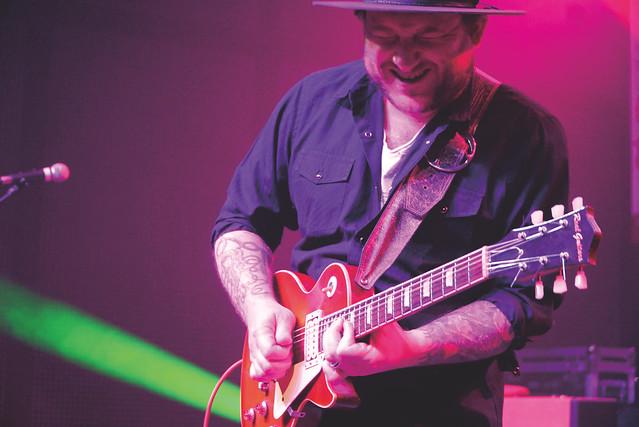 JOSH SMITH  -  blues / USA