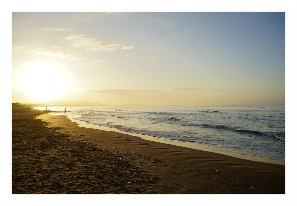 Morgen am Meer - La mattina al mare