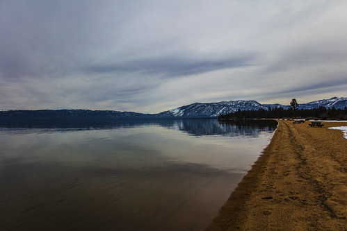 canon5dsr landscape water lake laketahoe reflections clouds sky nature outside outdoors usa beach california