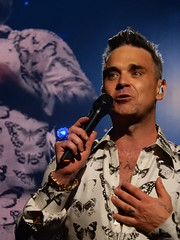 Robbie Williams, Roundhouse, London