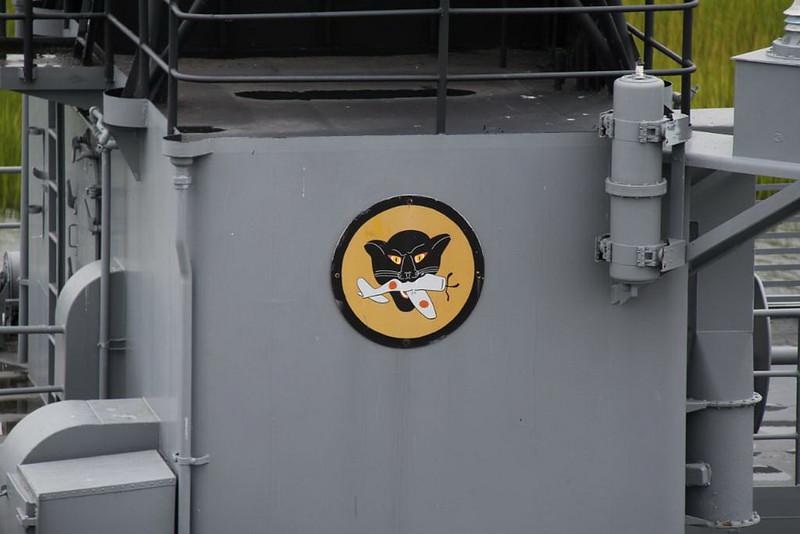 L'USS Laffey 00001