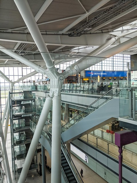 Heathrow Terminal5