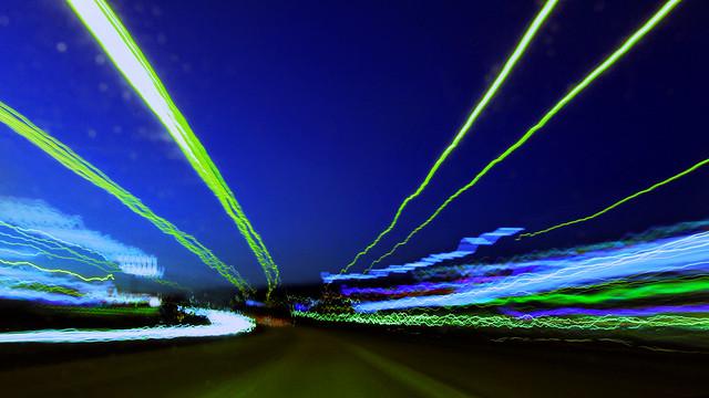 Highway of lights