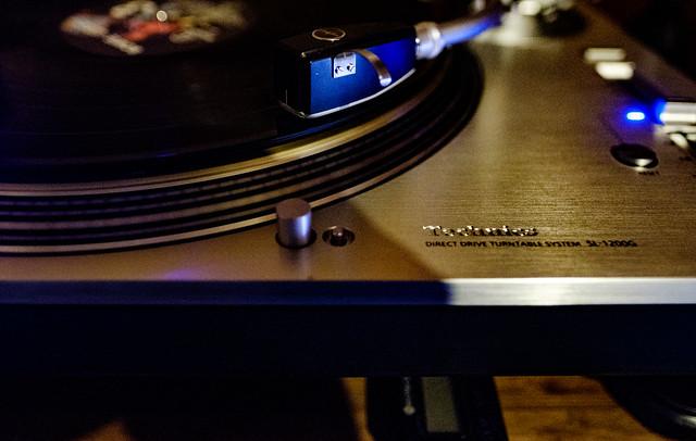 Technics SL1200G / SPU