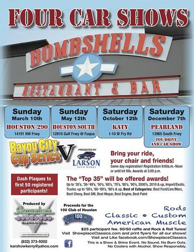 10-12-2019 Iron Eagle Showdown Car Show Flyer | by Camaro Kid Car Show Listings
