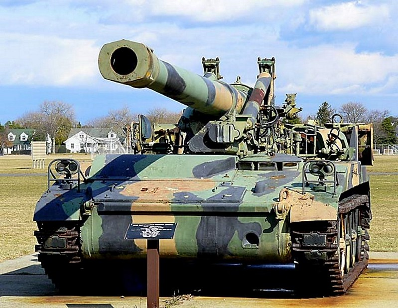 M110 Self Propelled 203mm Howitzer 00004