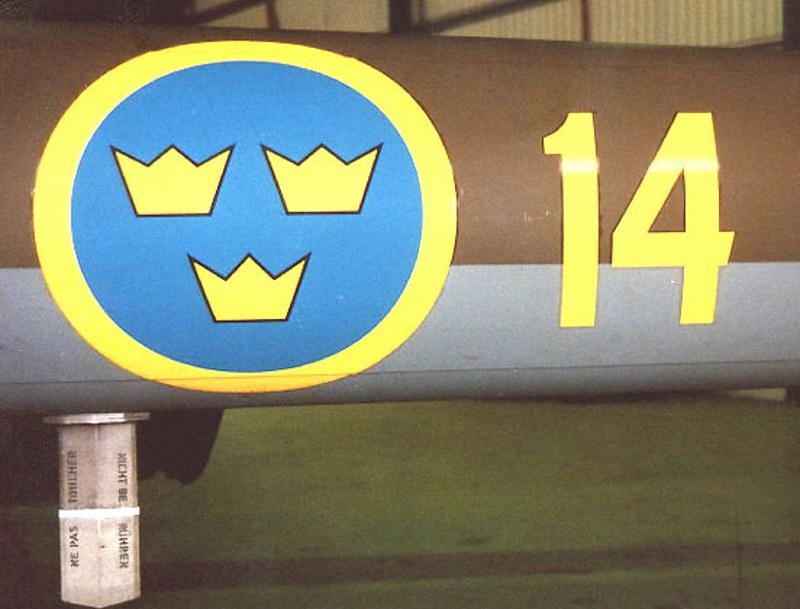 De Havilland SK 28 C2 Vampire 00022