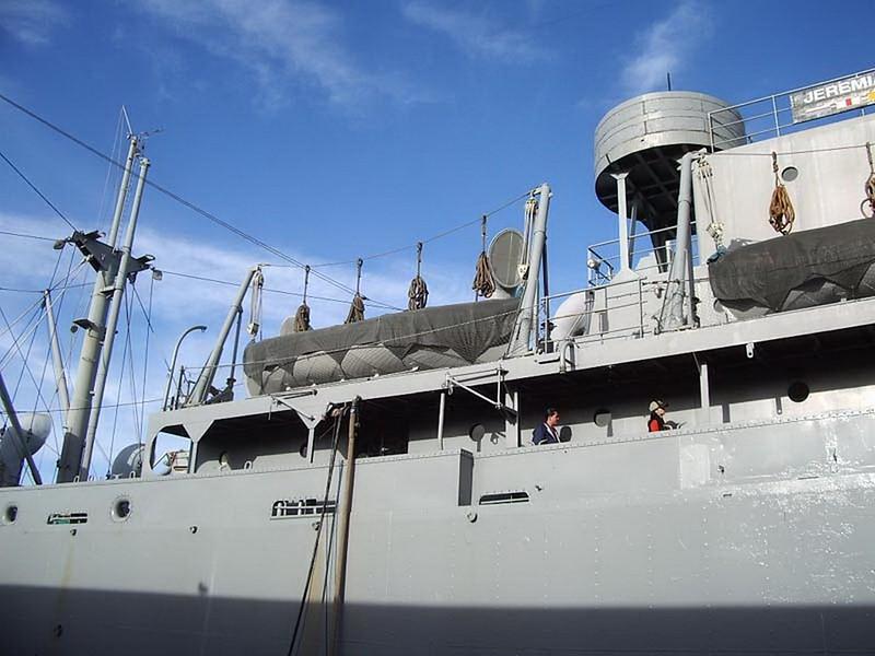 USS Jeremiah O'Brien 00310