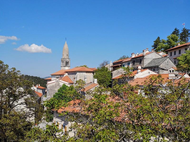 Stanjel village