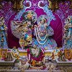 ISKCON Vrindavan Deity Darshan 12 May 2019