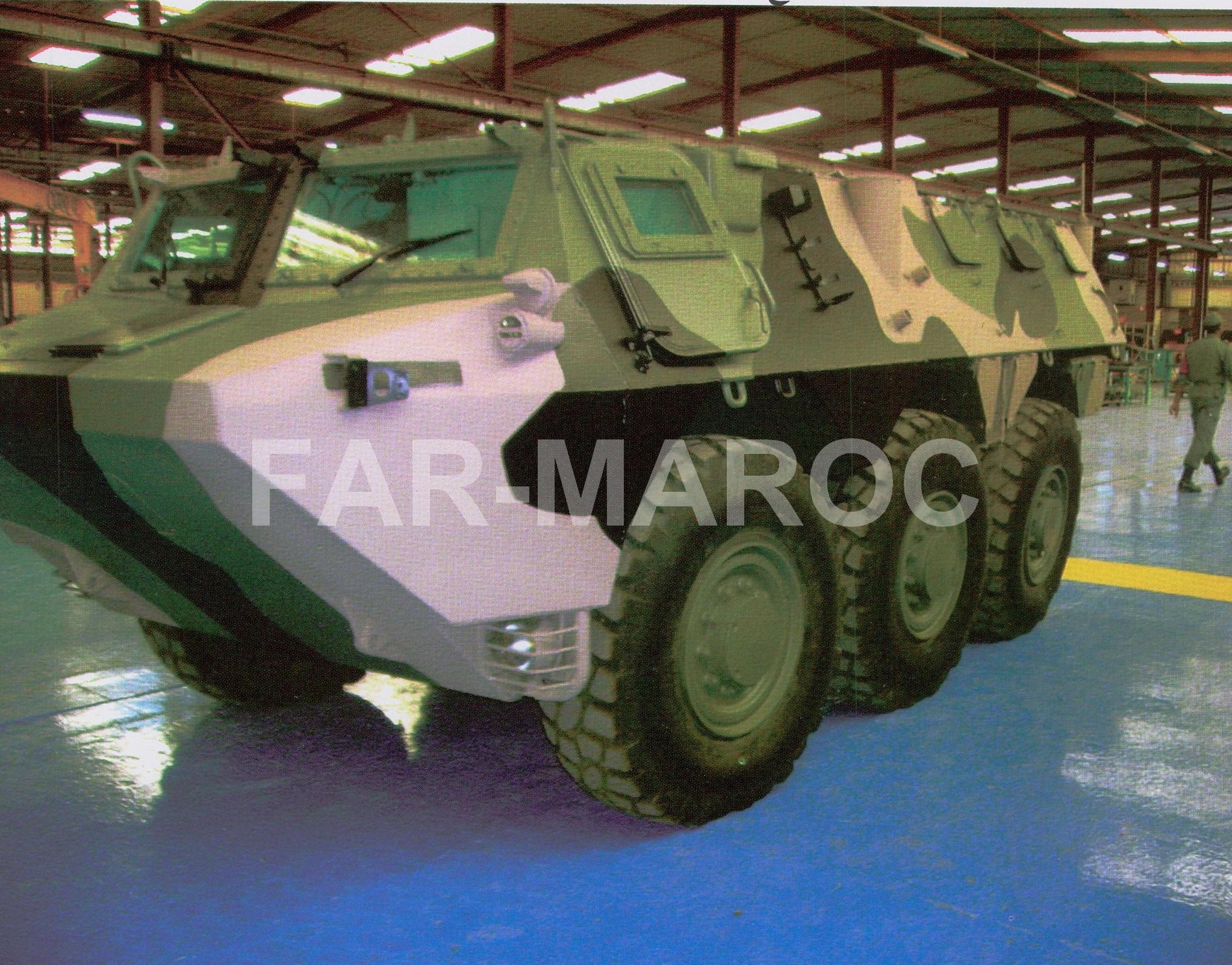 Renault VAB VTT et VCI des Forces Armées Royales 32888181547_37bdfce83f_o