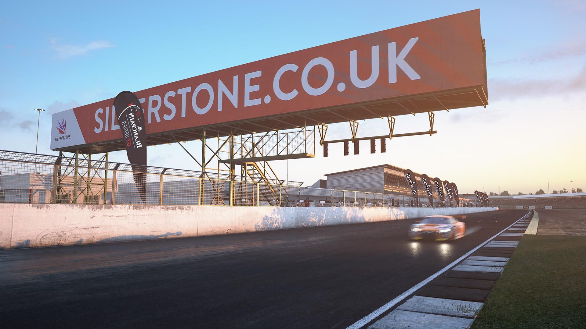 Assetto Corsa Competizione Silverstone 3