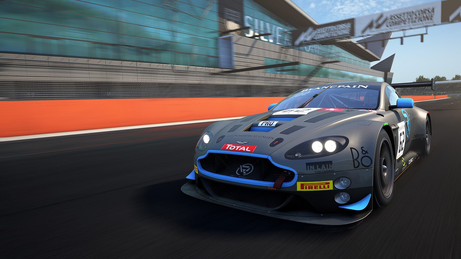 Assetto Corsa Competizione Silverstone 6