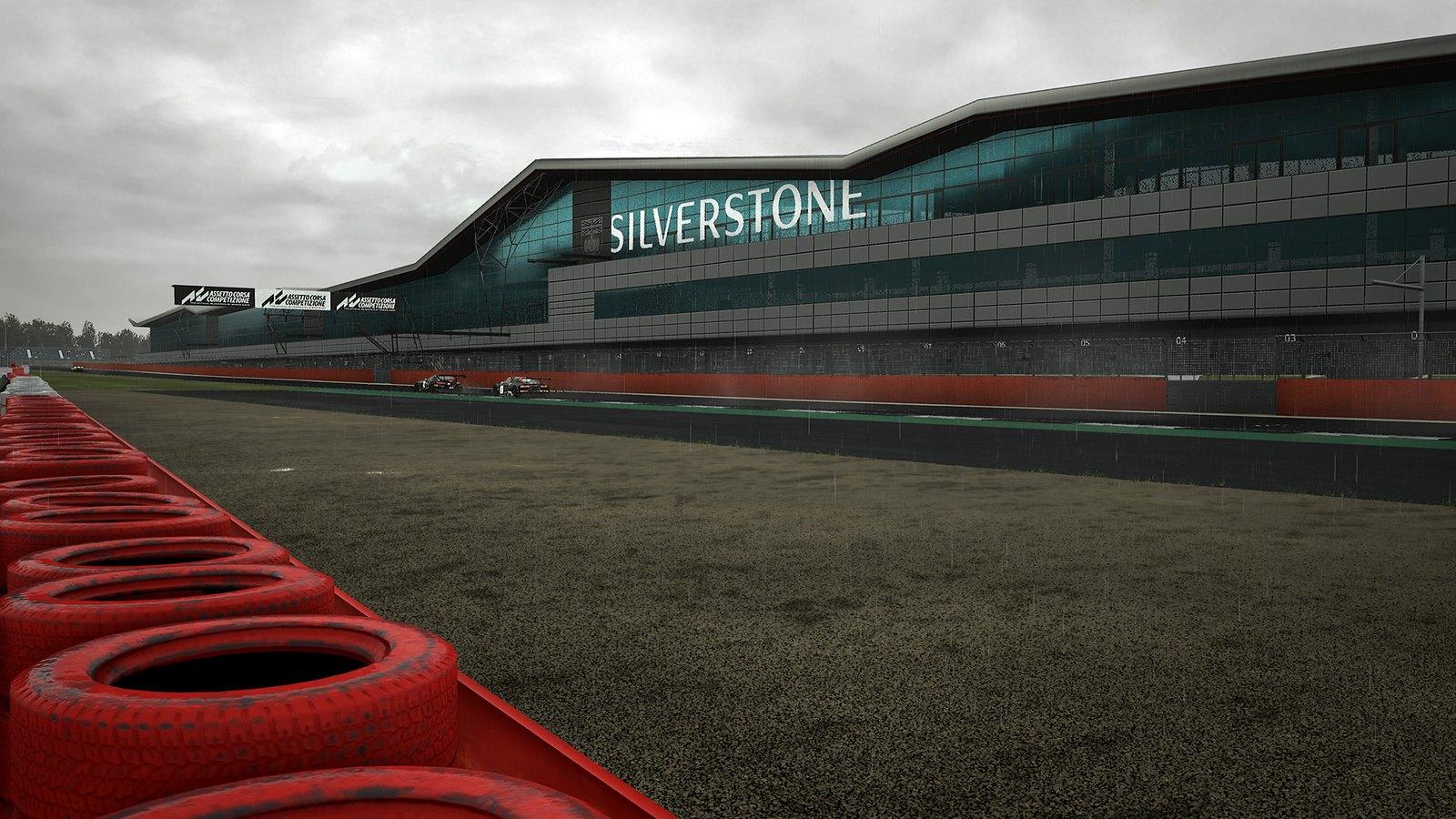 Assetto Corsa Competizione Silverstone 10