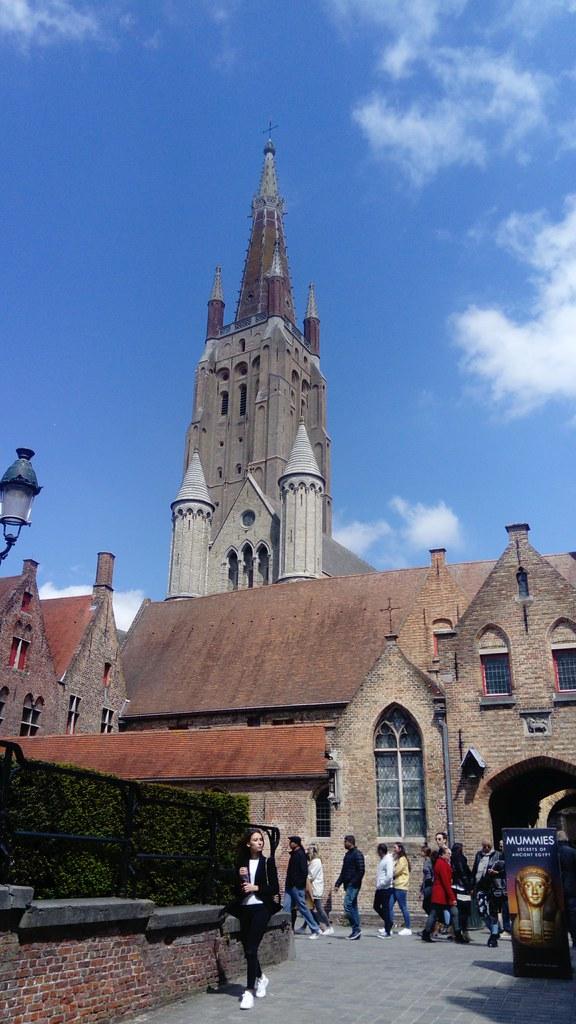 Centro ciudad Brujas, Catedral