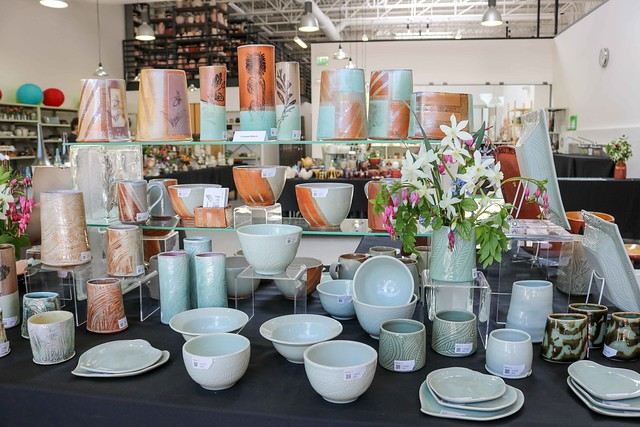 Ceramics Program Spring Show and Sale 2019