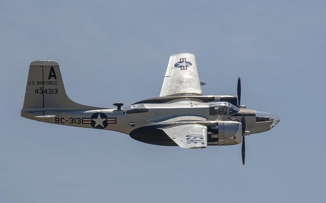 A-26 Profile