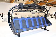 Veletrh Interalpin 2019 představil nové typy kabin lanovek