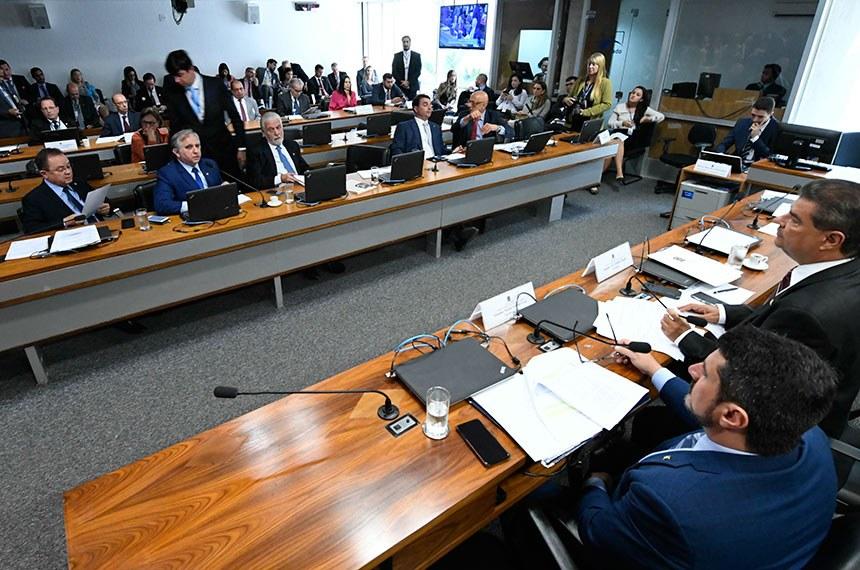 Senado convida general para debater projeto Barão do Rio Branco, na Calha Norte do PA, Senado - Zequinha Marinho