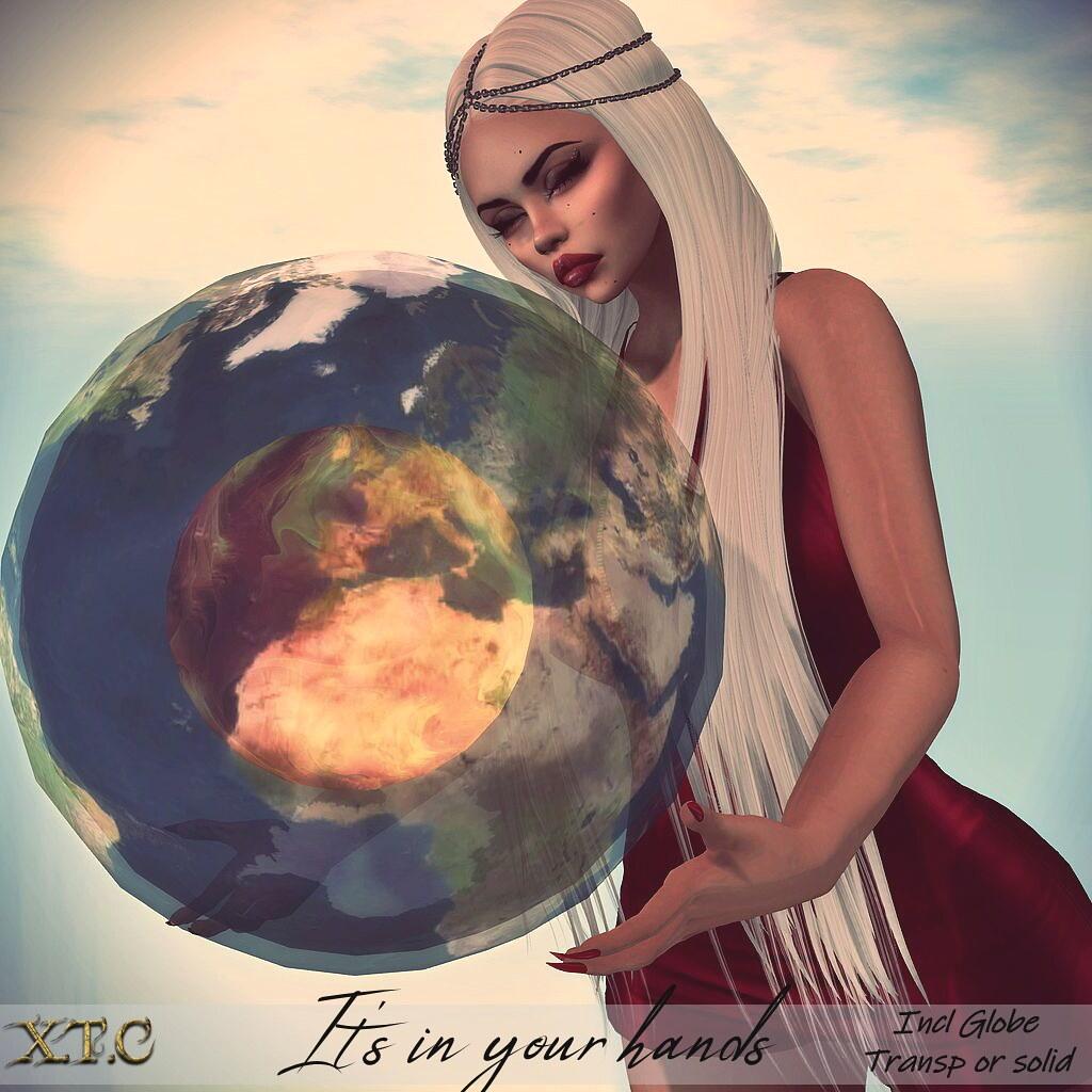 .It's in Your hands. Twe12ve
