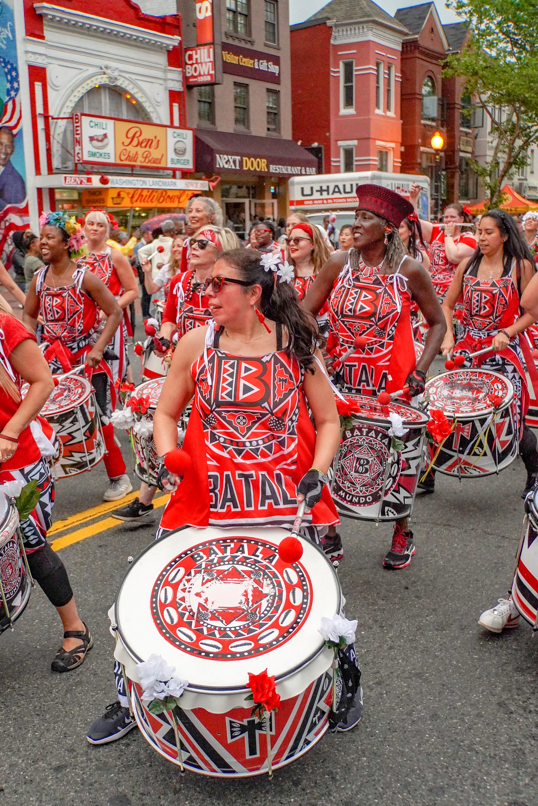 2019.05.11 DC Funk Parade featuring Batala, Washington, DC USA 02290