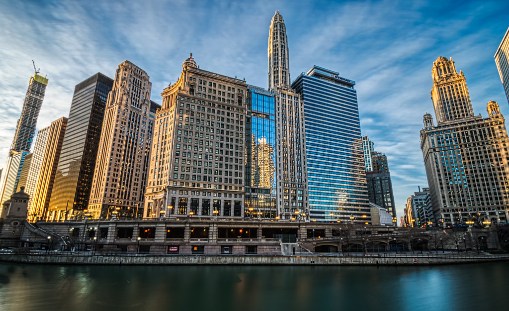 A Morning in Chicago #9