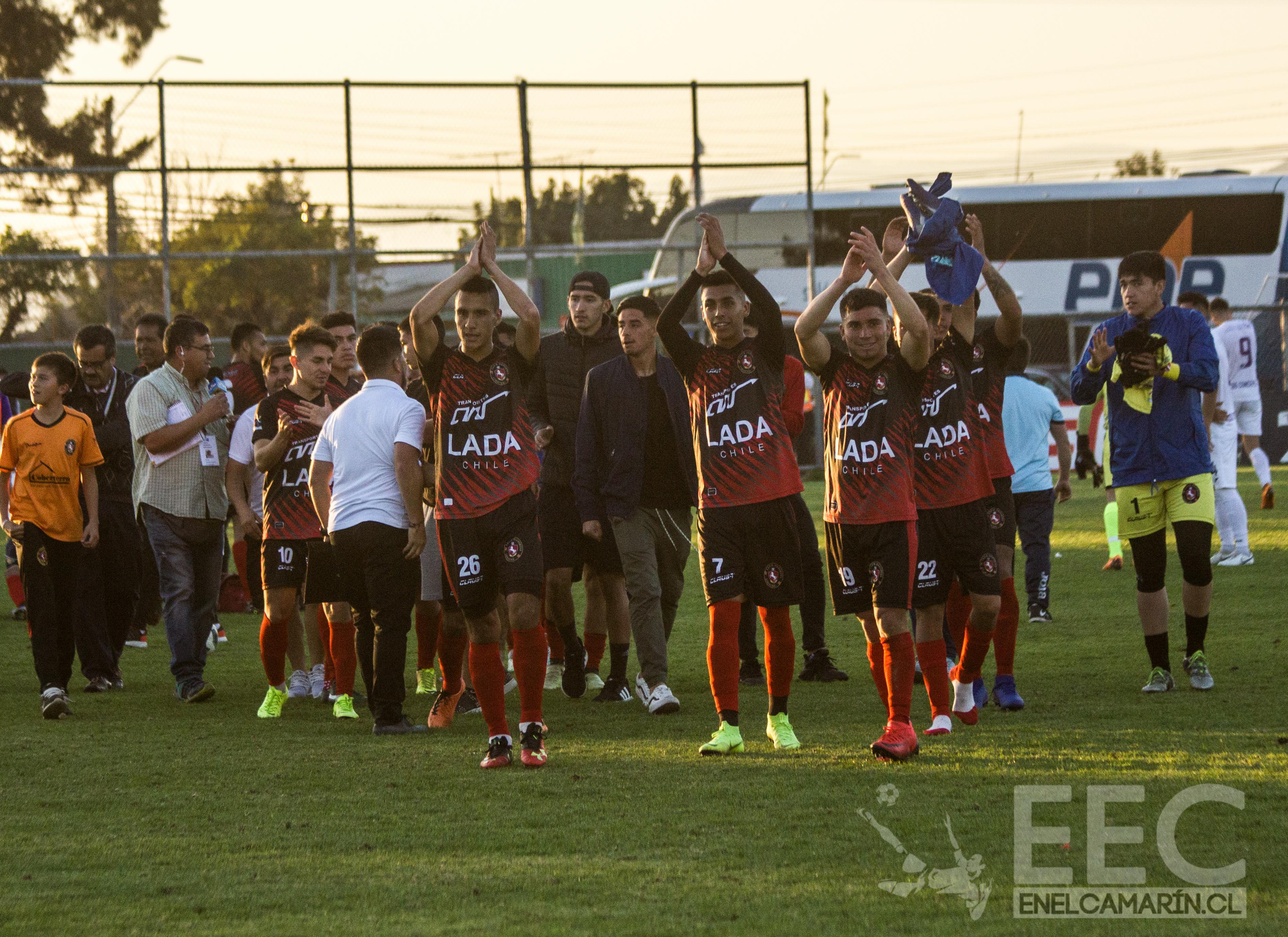 Deportes Limache 1-0 Deportes Concepción