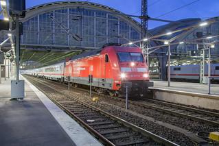 DB 101 077 Berlin Ostbahnhof
