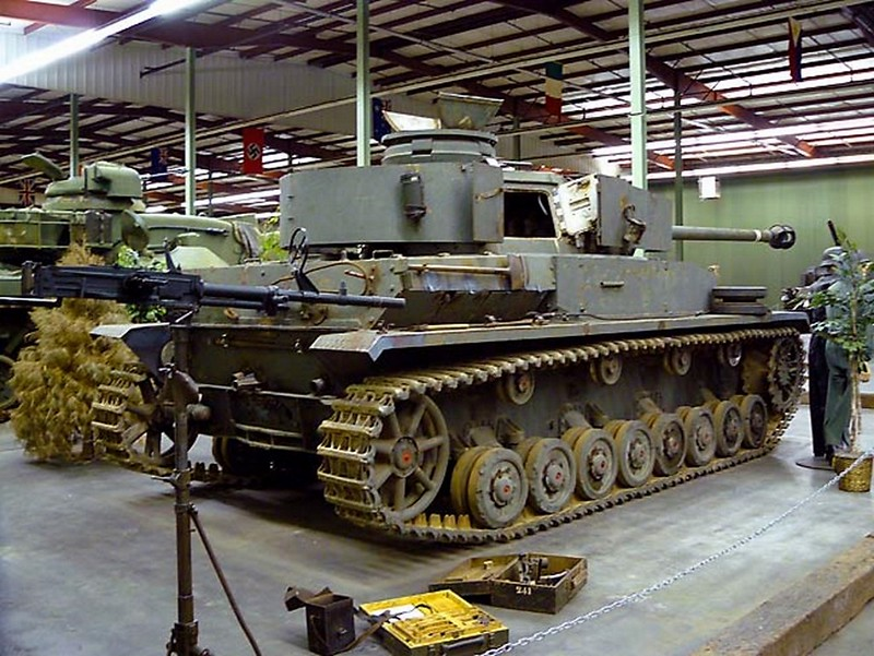 Panzer Mk IV Ausf H 00002