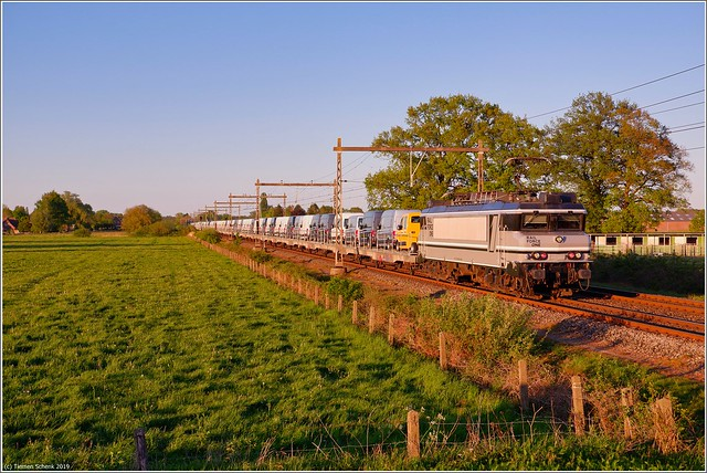 RFO 1829 + Craftertrein, Teuge