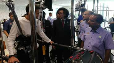 Malaysia first country in ASEAN region to offer Cyberdyne HAL treatment