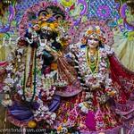 ISKCON Vrindavan Deity Darshan 13 May 2019