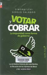 Simona Levi y Sergio Salgado, Votar y cobrar