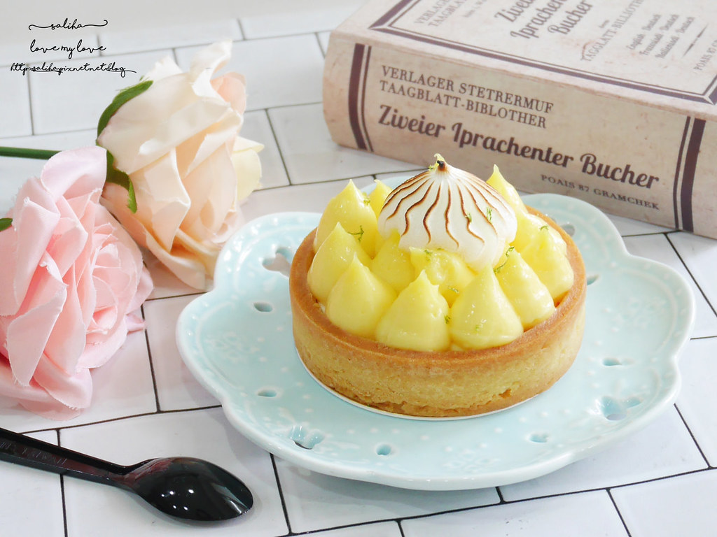 台北車站伴手禮彌月蛋糕長條蛋糕下午茶甜點推薦法國的秘密甜點 (17)