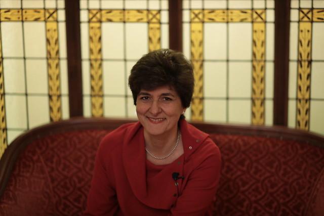 Sylvie Goulard ospite dello IAI