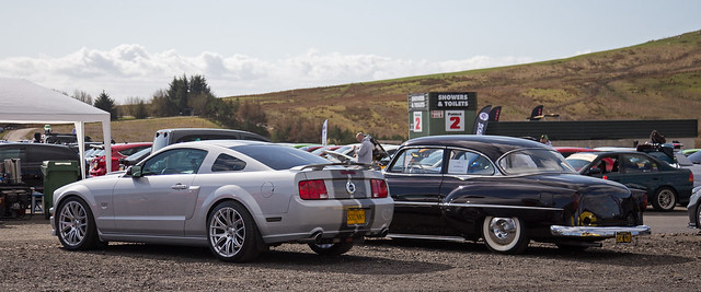 Knockhill Trackday & Show