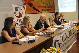 O quinto encontro do calendário de atividades do 23º Ciclo de Debates com Dirigentes Municipais e Lideranças Políticas aconteceu, na quinta-feira (9/5), em Araraquara, nas dependências da Universidade Paulista (UNIP)