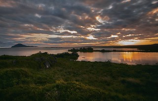 Lago Myvatn, Iceland