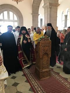 12.05.2019 | Престольный праздник Острожского монастыря