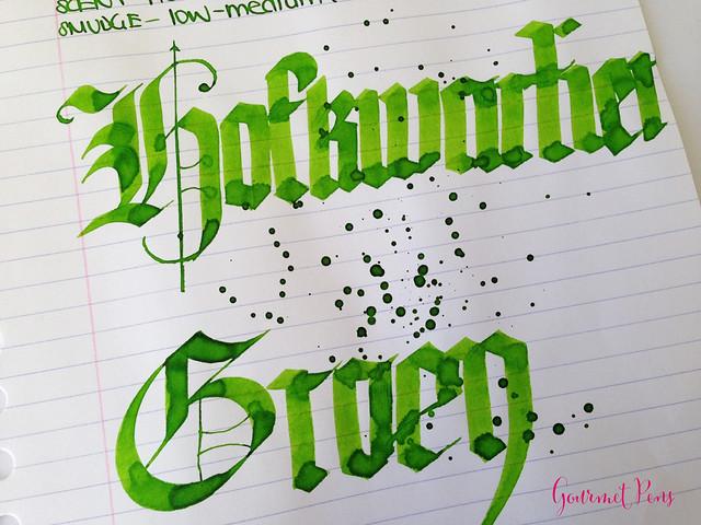 P.W Akkerman Hofkwartier Groen Ink 8