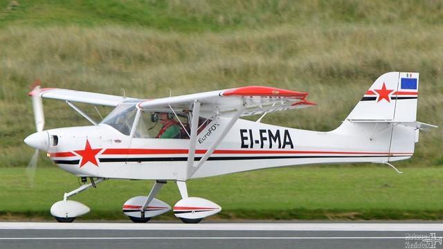 Aeropro Eurofox 912 EI-FMA