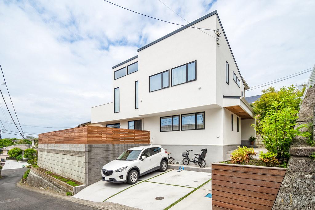 神奈川県鎌倉市の家