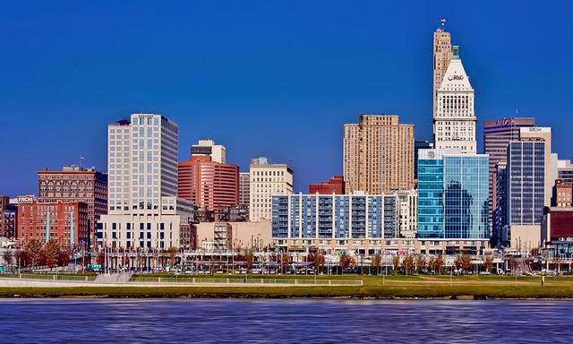 City of Cincinnati, Hamilton County, Ohio, USA