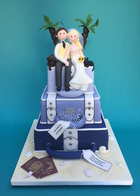 Cake by Cakes & Drapes