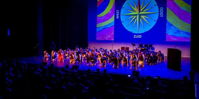 Feest Vrijzinnige Jeugd 12 mei 2019 concertgebouw Brugge