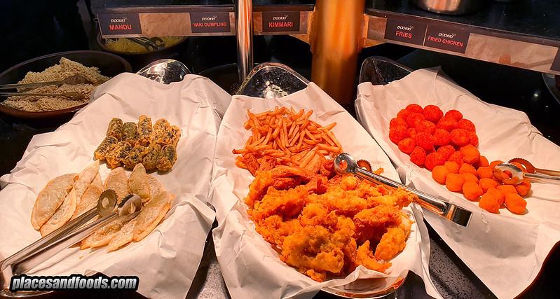 dookki fried food